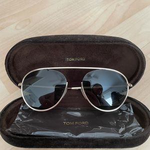 Authentic Tom Ford Keith Sunglasses